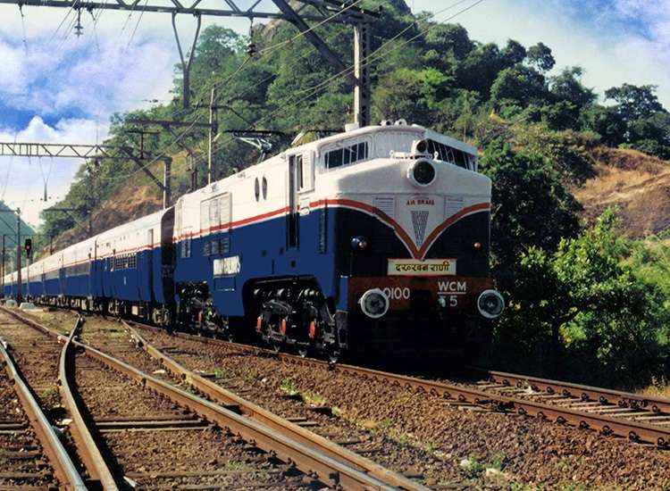 push and pull engine may reduce deccan queen traveling time by 1 hour