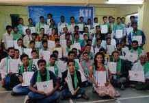KTI certificate ceremony