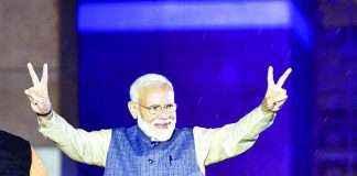 Narendra Modi wins 2019 general election