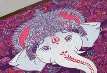 US firm wayfair selling bat mats with shiva and ganesh imprints