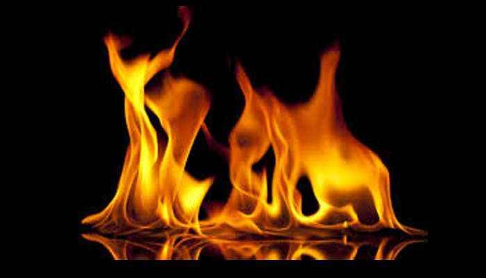 gujarat 7 people died in fire in surat