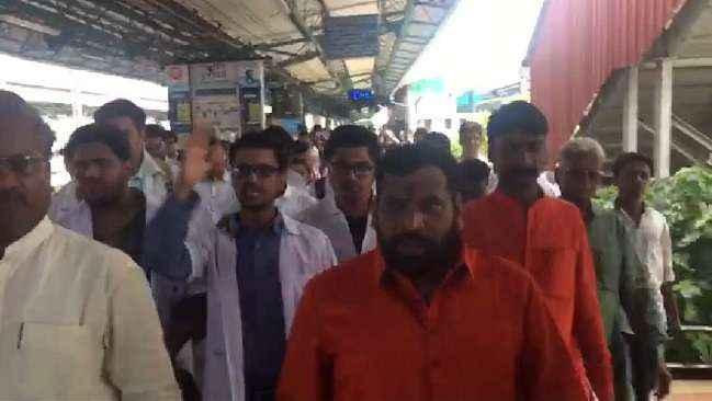 maratha agitation for mediacal reservation