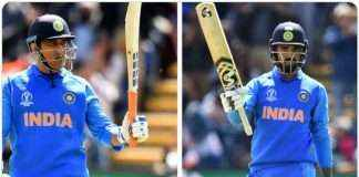 ms dhoni and rahul ind vs ban
