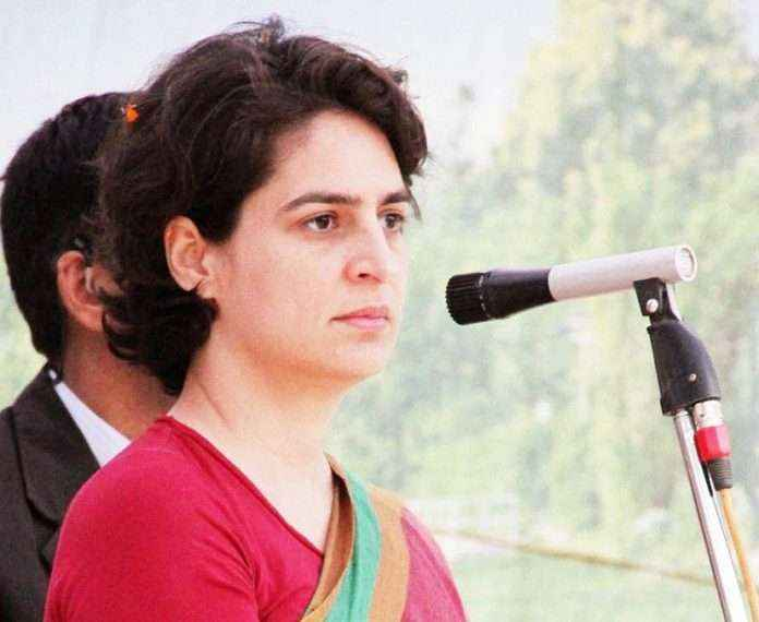 priyanka gandhi advises party workers not to fall for rumours