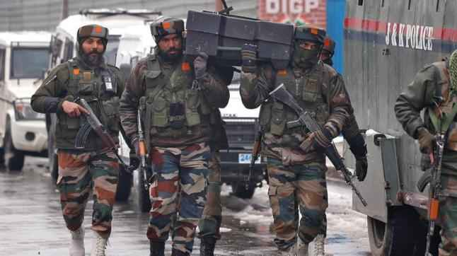 2 terrorists killed in encounter in jammu and kashmirs shopian