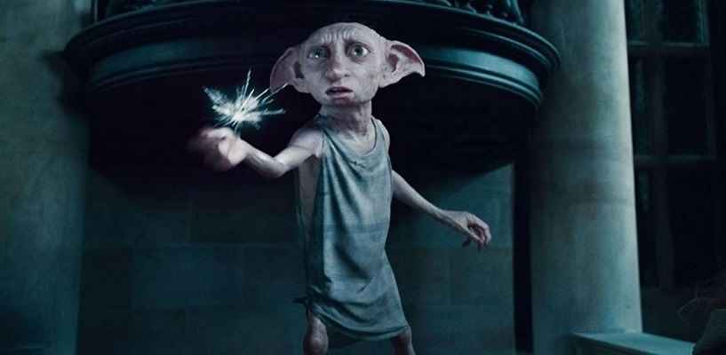 Harry Potter Dobby original