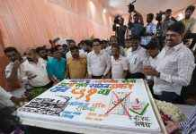 raj thackeray birthday celebration