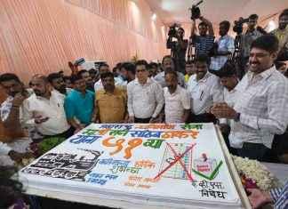 raj thackeray birthday celebration