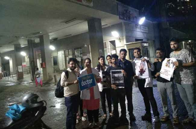 Doctor's campaign for Save Doctor's