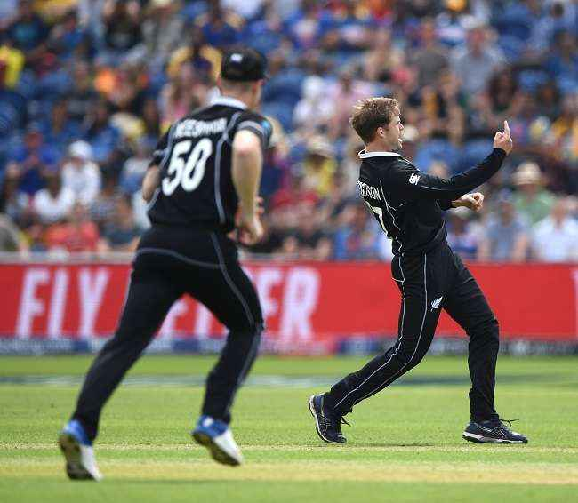 New Zealand beat Sri Lanka by 10 wickets