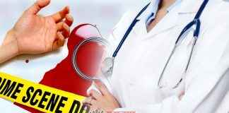 Not satisfied with treatment, Indore man kills doctor's wife