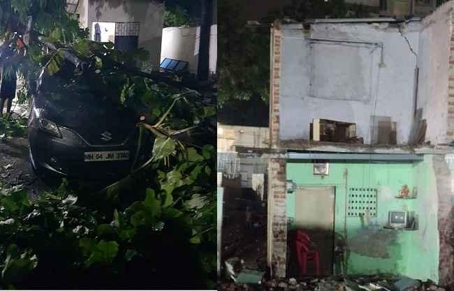 mumbai rain update