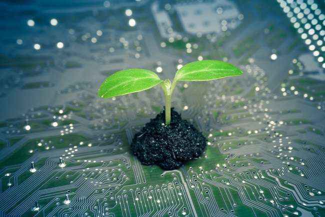 young researcher of Badlapur good work in green technology