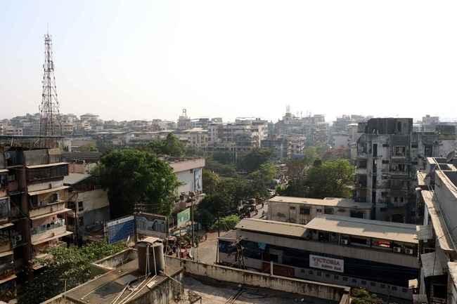 illegal buildings in ulhasnagar