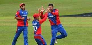 Afghanistan vs Sri Lanka match stop due to rain