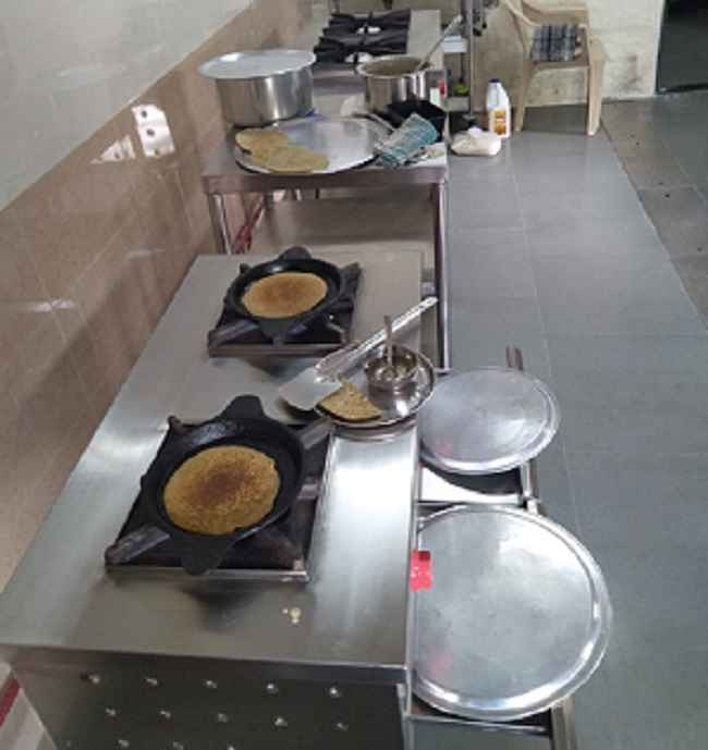 'sahachari' kitchen