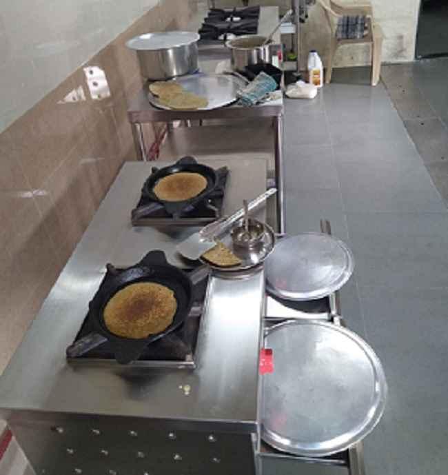 'sahachari' kitchen