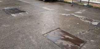 Cement Concrete Road
