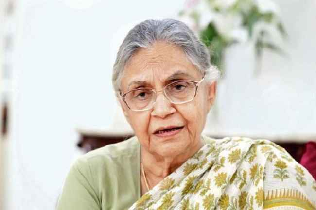 Former Delhi CM and senior Congress leader Sheila Dikshit passes away at 81