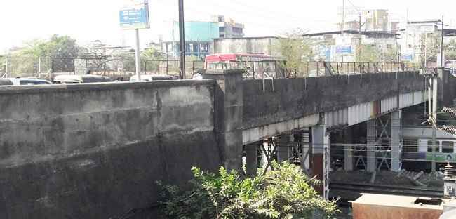 Heavy transport ban on kopar railway bridge