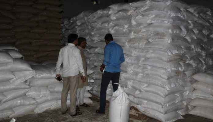 Shahapur Ration Rice Scam