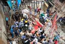 Dongaribuildingcollapse; local peoples react on dongri building collapse