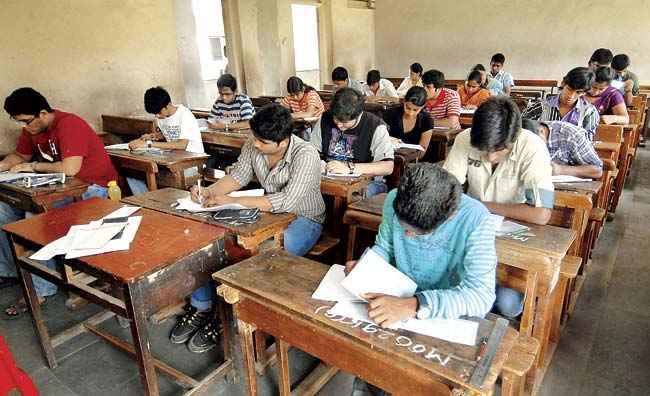 first and eight standard exam canceled said varsha gaikwad