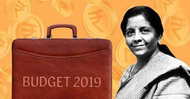 budget 2019 to present today by finance minister nirmala sitharaman