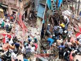 building collapse in donagri of Mumbai