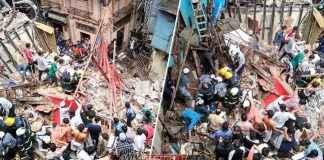 building collapse in donagri of Mumbai