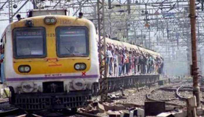 central railway traffic coming in normal condition