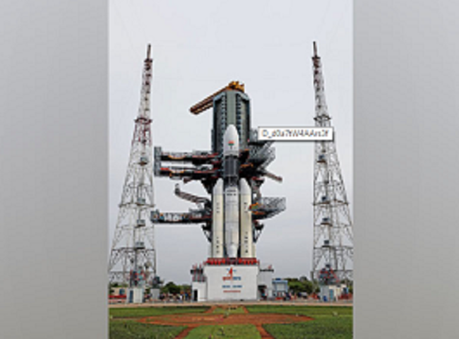 All preparatory work for #Chandrayaan-2 launch completed says k sivan