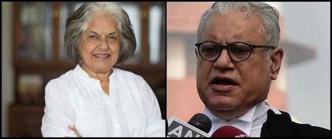 cbi raids on senior lawyers indira jaising and anand grovers mumbai and delhi home