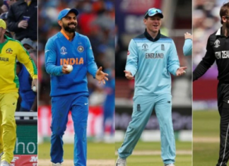 world cup - England beat Australia by 8 wickets