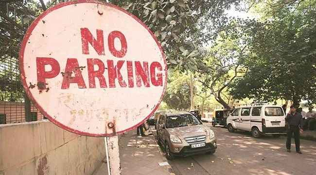 no-parking area in mumbai