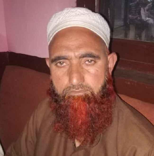 Delhi Police Special Cell has arrested JeM terrorist Basir Ahmad