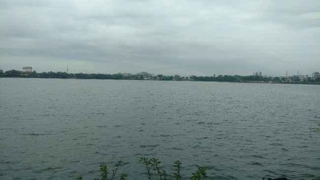 varhal lake in Bhiwandi