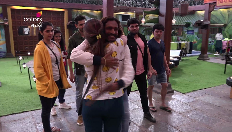 Bigg boss marathi 2 : abhijeet bichukale can be seen in the house from todays episode