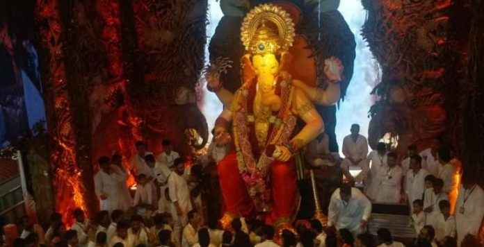 17 lakh for fire safety for lalbaugcha raja in mumbai