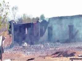 solapur blast in sealed firework factory at mangalveda taluka