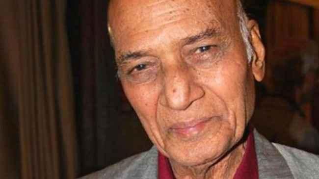 Veteran music composer, Mohammed Zahur 'Khayyam' Hashmi, is pass away