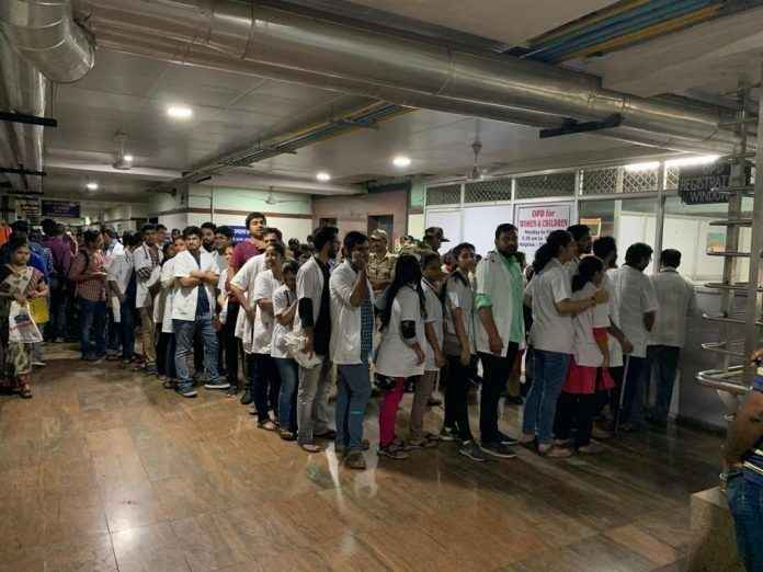 Sion Hospital Doctors demanded psychiatric treatment