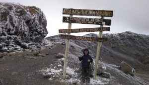 9-year-old boy from Pune scales Mount Kilimanjaro