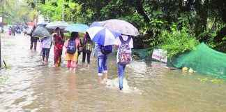After Kolhapur-Sangli, Khandesh is also in the shadow of heavy rainfall