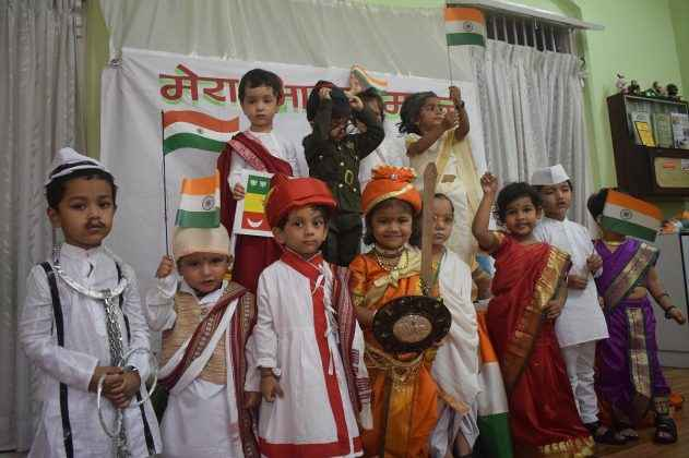 73rd independence day celebration in mumbai