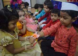 Rakshabandhan celebrated in maharashtra