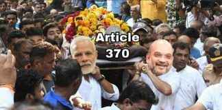 amit shah for scrapping of article 370 with these hilarious meme