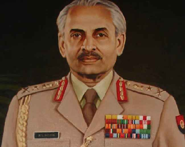 General_Arunkumar_Shridhar_Vaidya