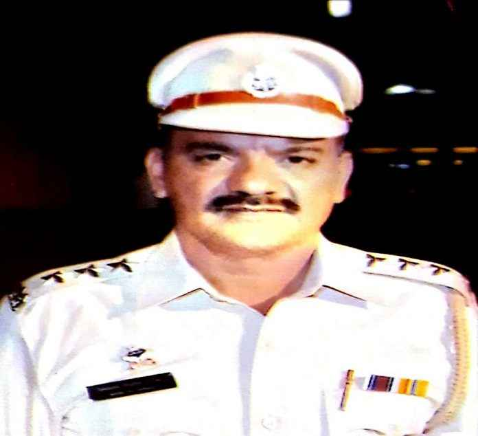 r.r. patils brother acp rajaram patil announces presidential medal for second time