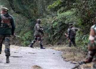 jammu infiltration along loc para commandos also landed in search of 10 terrorist hiding in uri